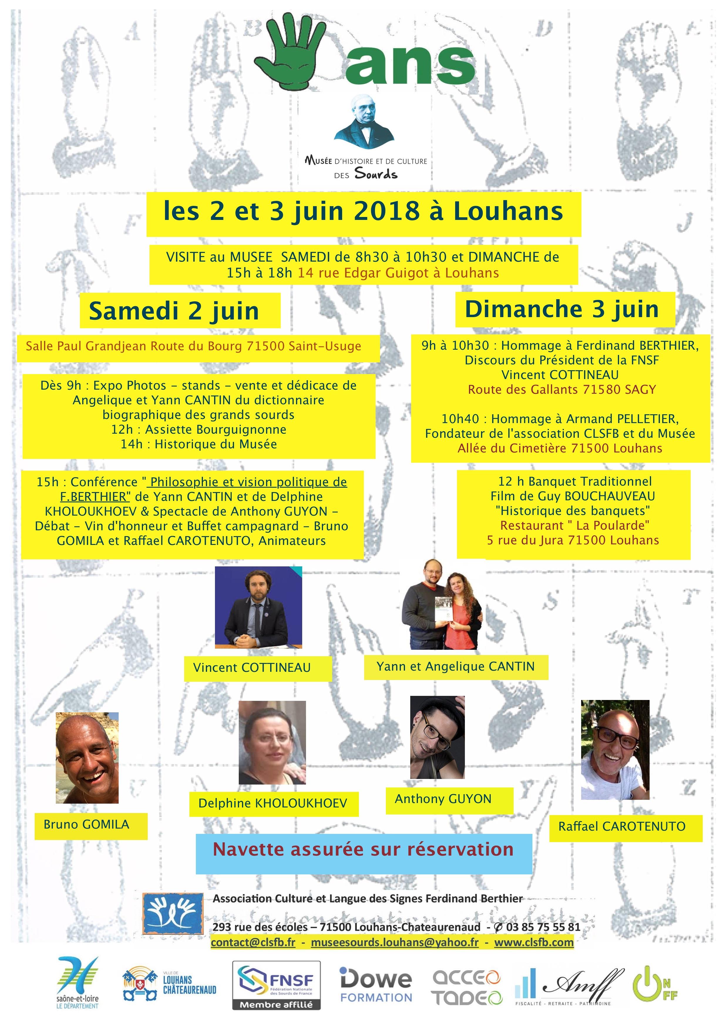 Louhans / Saint-Usuge / Sagy (71)